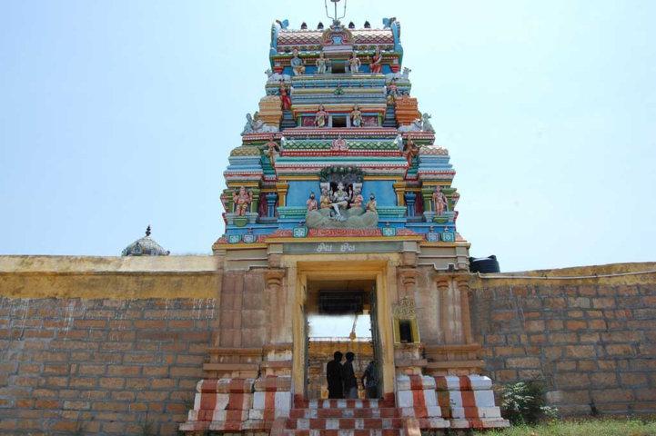Sri Maragathachalar Temple, Thiruveengoimalai (Musiri), Trichy - 275 Shiva Temples
