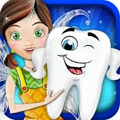 Fairy Princess - Tooth Game