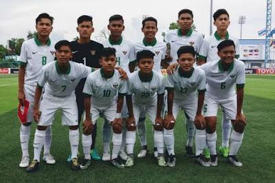 Timnas U -16 Lolos ke Putaran Final Piala Asia