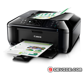 Canon PIXMA MX527 printing device driver | Free down load and setup