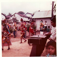 Photo: Easter Festivities on the Finca, rarely seen by outsiders