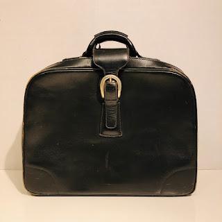 Gucci Vintage Hard Travel Case