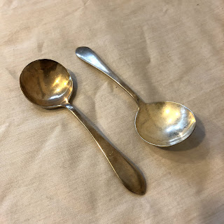 Silver Spoon Lot