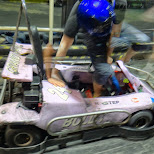 401 mini-indy go karting in Toronto, Ontario, Canada
