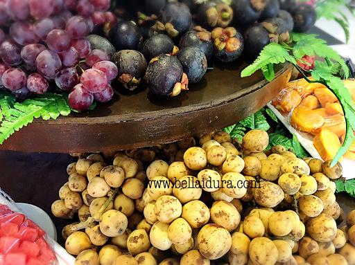 keenakkan buah - buahan
