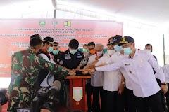 719 Unit Rumah Layak Huni Diluncurkan Oleh Bupati Banyuasin