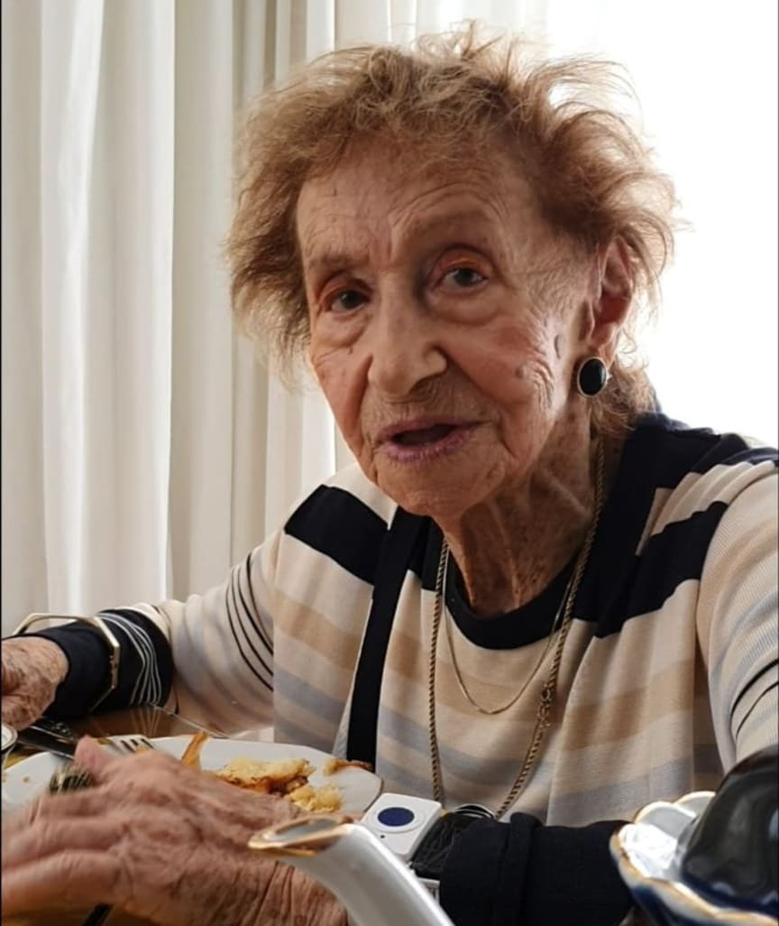 Former Nazi death camp secretary, Irmgard Furchner ,96, 'on the run' on day of trial