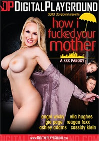 How I Fucked Your Mother A XXX Parody