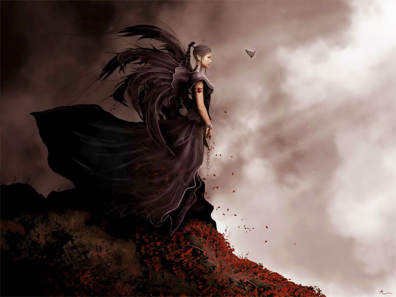 Dark Fantasy Butterfly, Magic Beauties 2