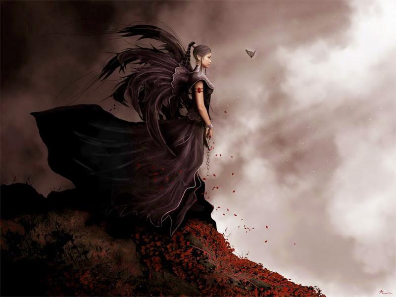 Dark Fantasy Butterfly, Magic Beauties 2
