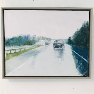Coyle Signed Acrylic Painting