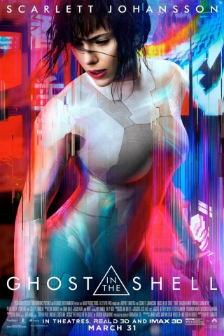 Vỏ Bọc Ma - Ghost in the Shell (2017)