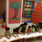 Green Day celebrated by Nursery at Witty World