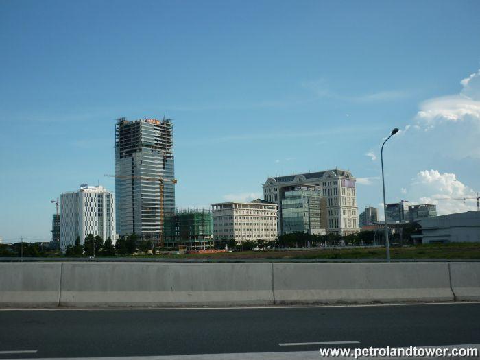 Căn hộ Petroland Tower giá 25 tr/ m2, thanh toán 5 năm
