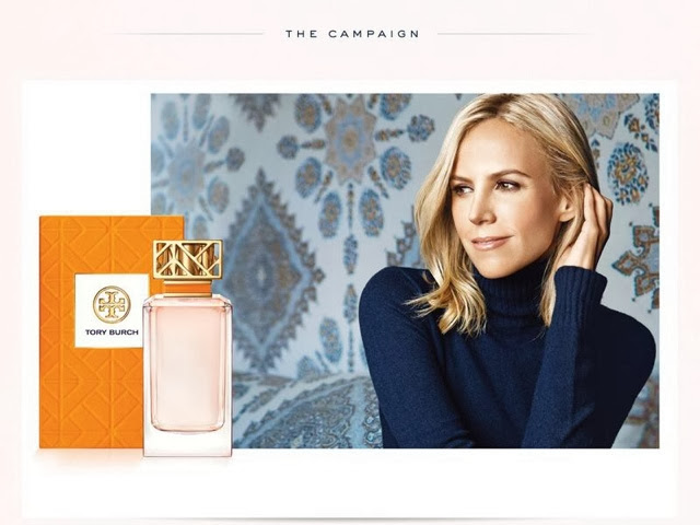 the trend report by rylwy tory burch fragrance 2013 ad