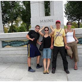 USA 2008 [cestovanie]