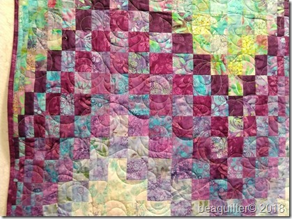 bargello jelly roll layer cake quilt