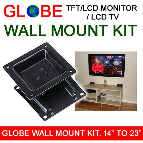 Led Wall Mounting Kit : LCD, LED TV, TFT Monitor Wall Mount KIT eBay