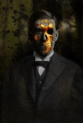 Cover of Howard Phillips Lovecraft's Book The Evil Clergyman