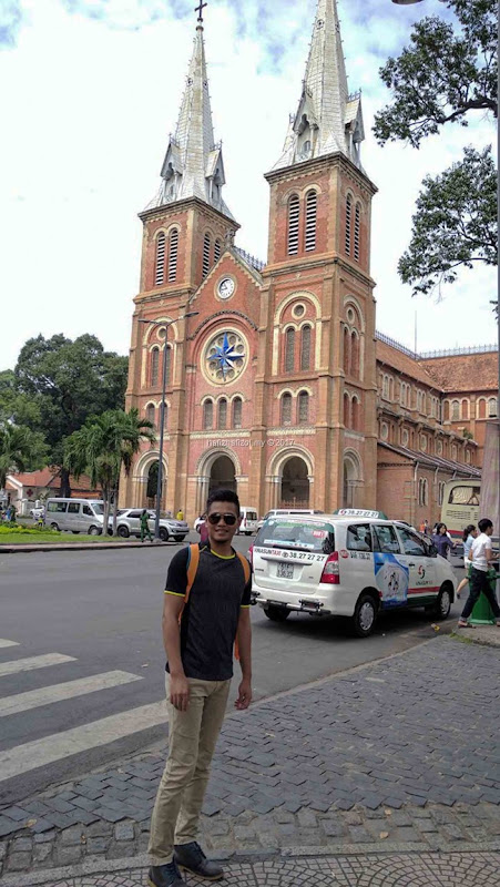 tempat menarik di Vietnam City