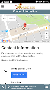 Golden Lion Cleaning Services- screenshot thumbnail