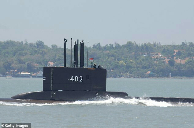Update: Indonesian Navy submarine with 53 sailors on board which went missing is declared 'sunk'