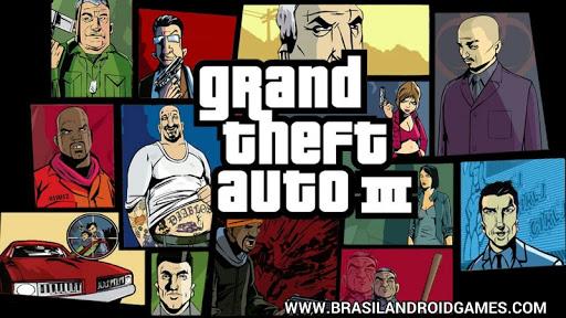 Grand Theft Auto III Imagem do Jogo