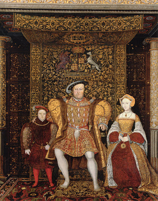 A macabre tale of the death and burial of Henry VIII