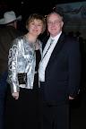 Candice Chandler and Steve Barnett, Texas Horse Park board member.