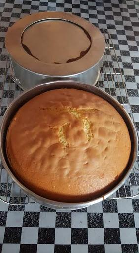 kek,PETUA DAPUR,oven rosak? Guna cara ini,Cara masak kek tanpa guna oven