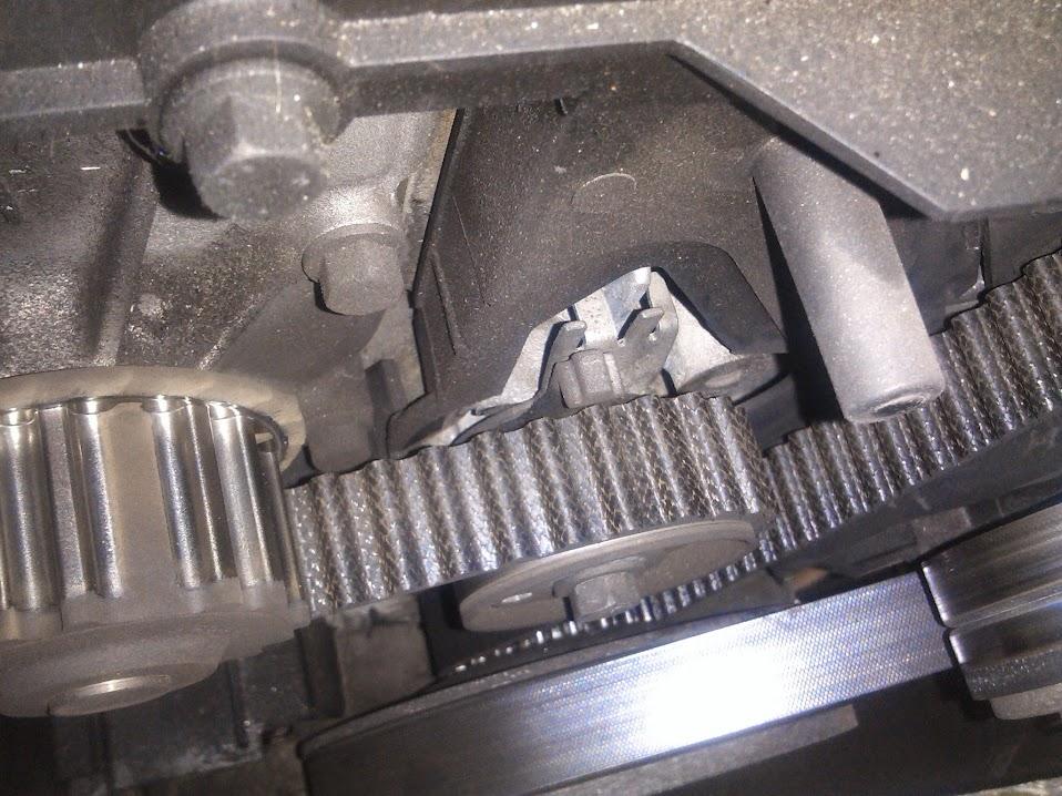 1998 V70 T5 Idle Problem After Installing Timing Belt Kit