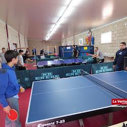 Inauguración Club Tenis de Mesa Montijo
