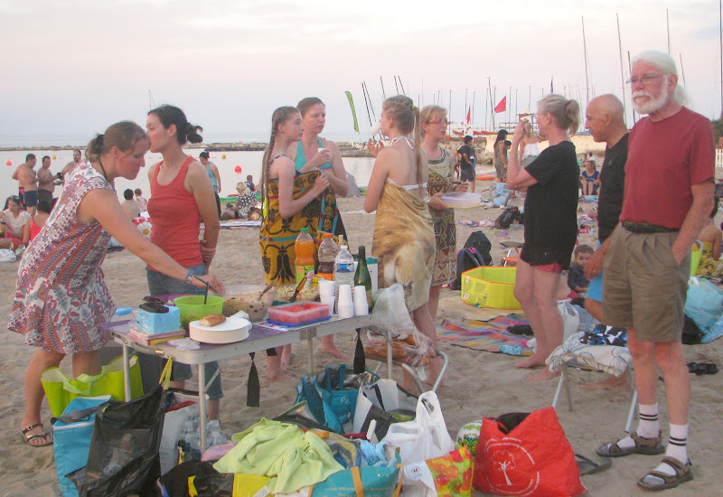 Beach Birthday 6