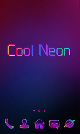 Cool Neon Launcher