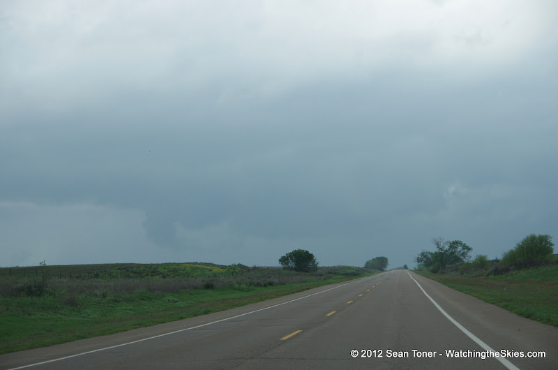 04-14-12 Oklahoma & Kansas Storm Chase - High Risk - IMGP0388.JPG