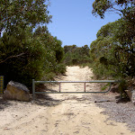 Mowlee Trail gate (34829)