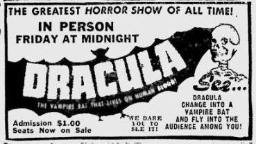 Dracula ad