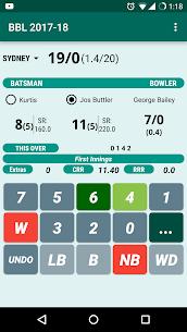 Cricket Scorer 2