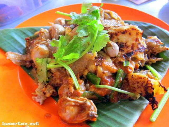 'Oh Chien' - Penang Fried Oysters
