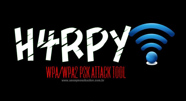 WPAWPA2 PSK Attack Tool
