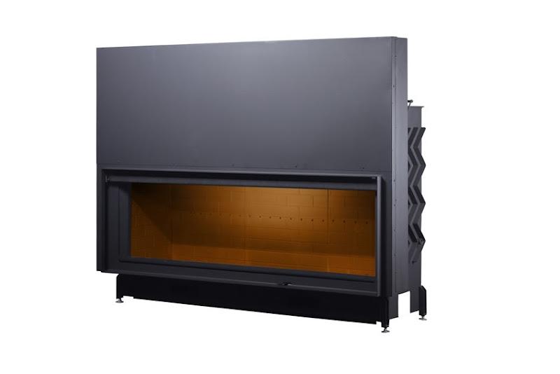 PANTECH 200 EVO LD D300 PODIZNI dim. 1928x1449 promjer dimovodne cijevi: fi300 težina ložišta:560 kg
