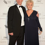 WWW.ENTSIMAGES.COM -   Grant Roffey and Julie Walters  arriving at       IWC Schaffhausen and BFI London Film Festival - private dinner at Battersea Evolution, London October 7th 2014Swiss watch brand and British Film Institute host party to celebrate their three year partnership.                                                Photo Mobis Photos/OIC 0203 174 1069