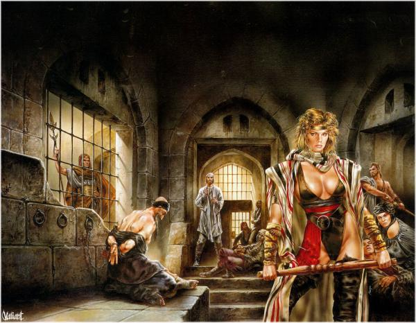 Hot Warlock Of Fear, Sorceress 3