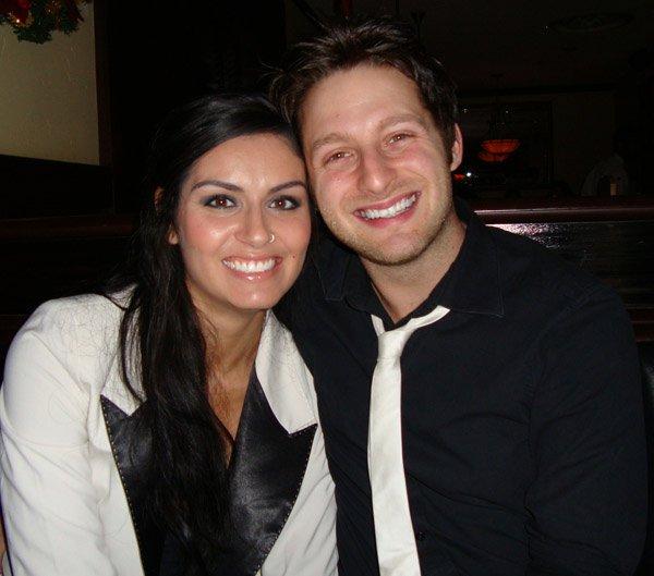Adam And Amanda Lyons, Afc Adam Lyons