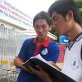 Tiếp sức mùa thi 2012