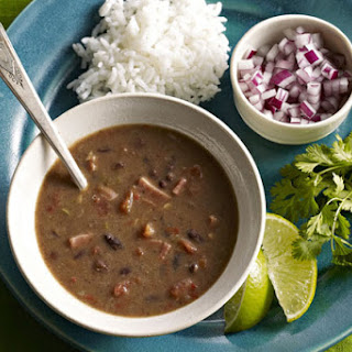 Slow-Cooker Cuban Black Bean Soup.