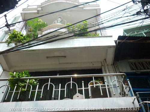 Bán nhà Vĩnh Viễn , Quận 10 giá 3 tỷ - NT32