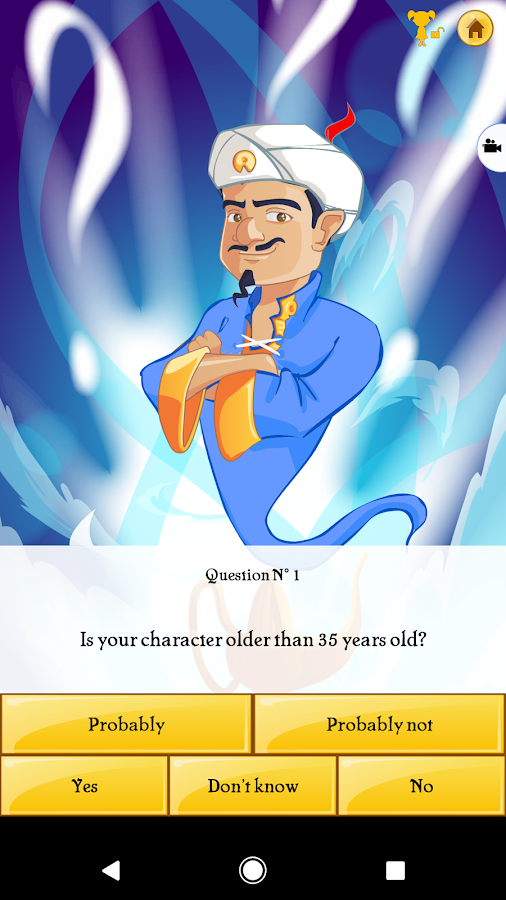 Akinator VIP- screenshot