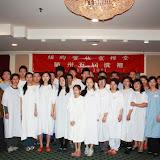 35th Baptism Ceremony. 2011-04-24 豐收靈糧堂三十五屆受洗