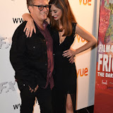 OIC - ENTSIMAGES.COM - David Keating and Minnie Phipps attends Britain's premier horror and fantasy film festival. Cherry Tree opens this year's festival while Tales of Halloween closes it at the View West End in London on the 27th August 2015. Photo Mobis Photos/OIC 0203 174 1069
